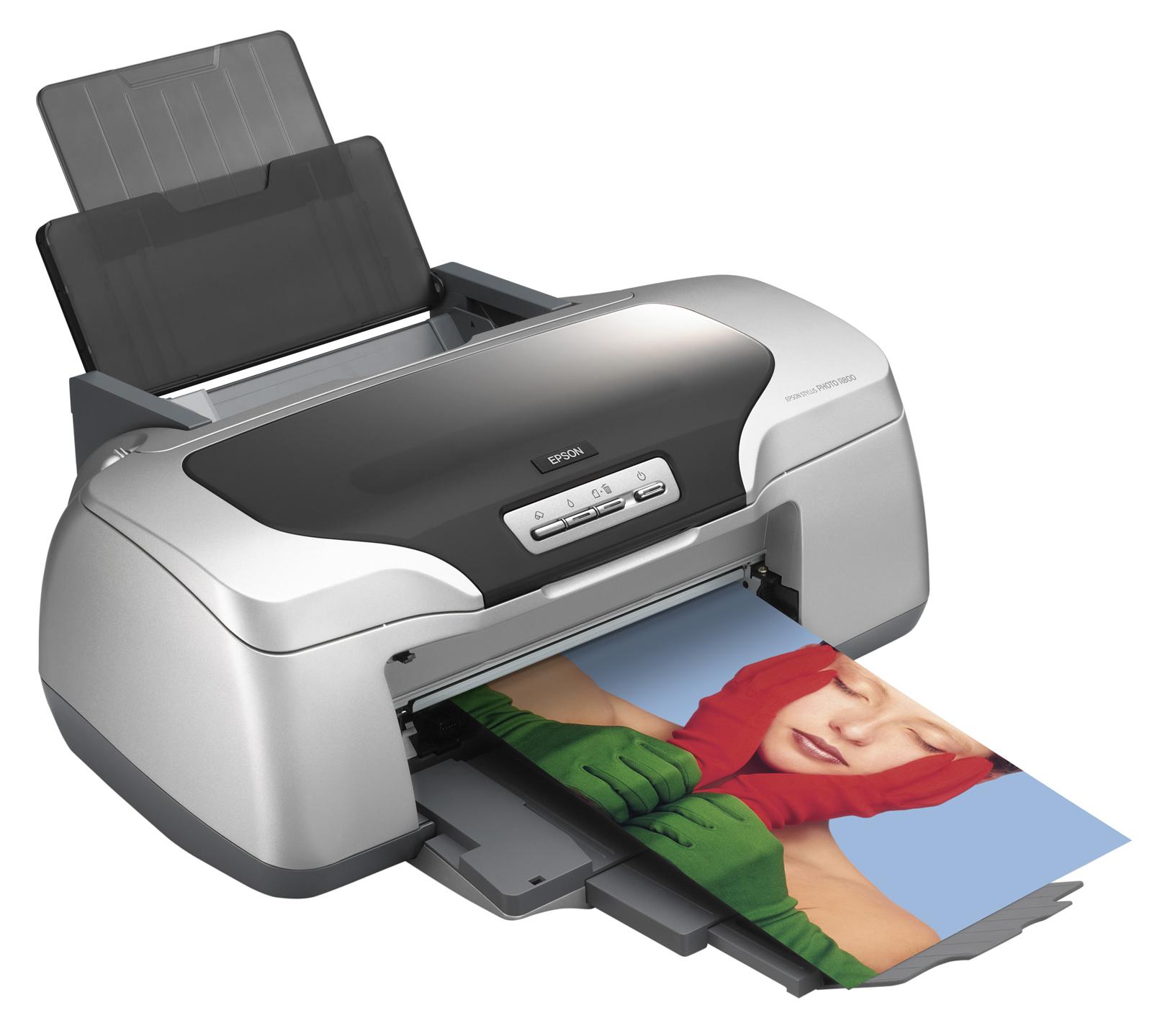 Принтер струйный EPSON Stylus Photo R 800 A4.